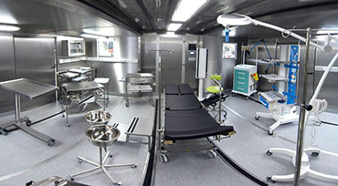 Kontener medyczny - 360