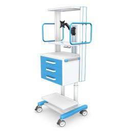 Wyposażenie medyczne, system o napędzie elektrycznym